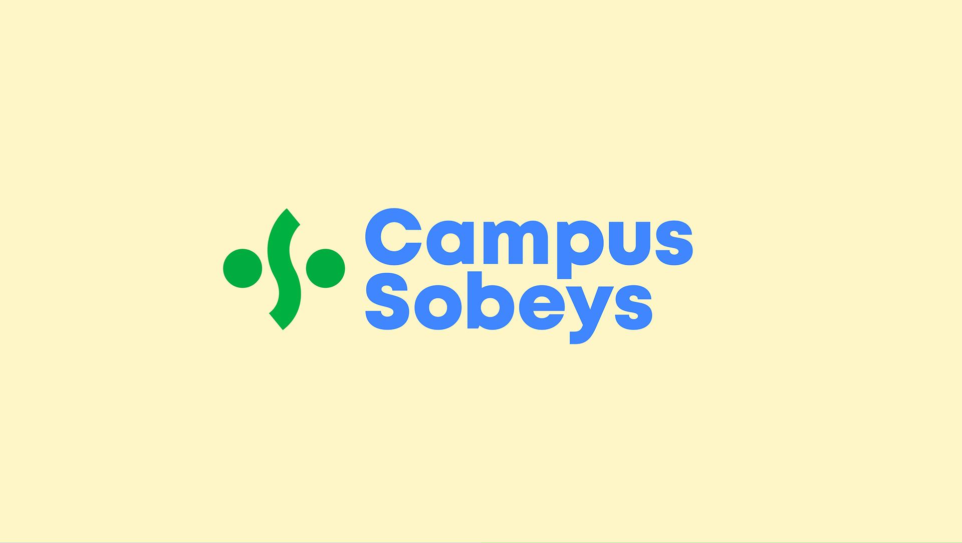 Naming & Branding | Logo | Campus Sobeys