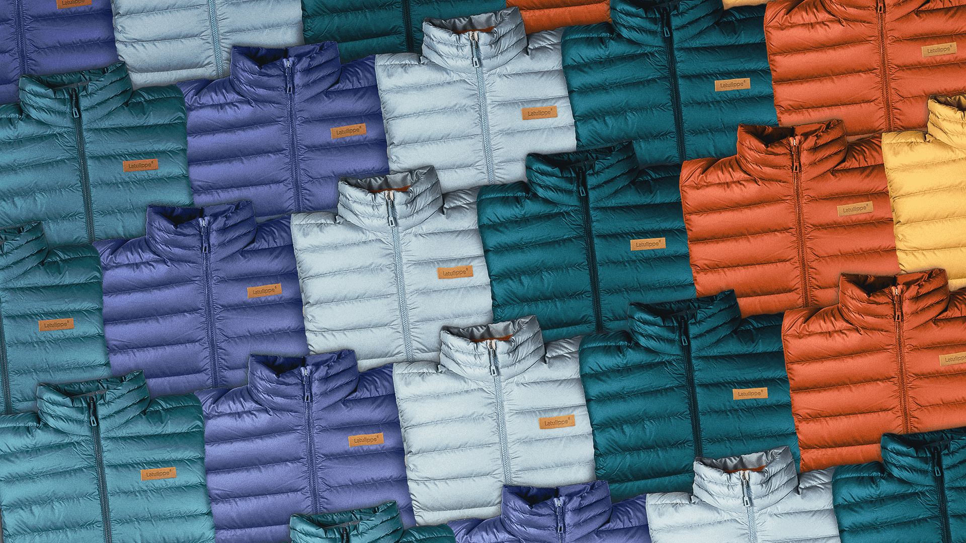 Branding   Manteaux aux couleurs de Latulippe