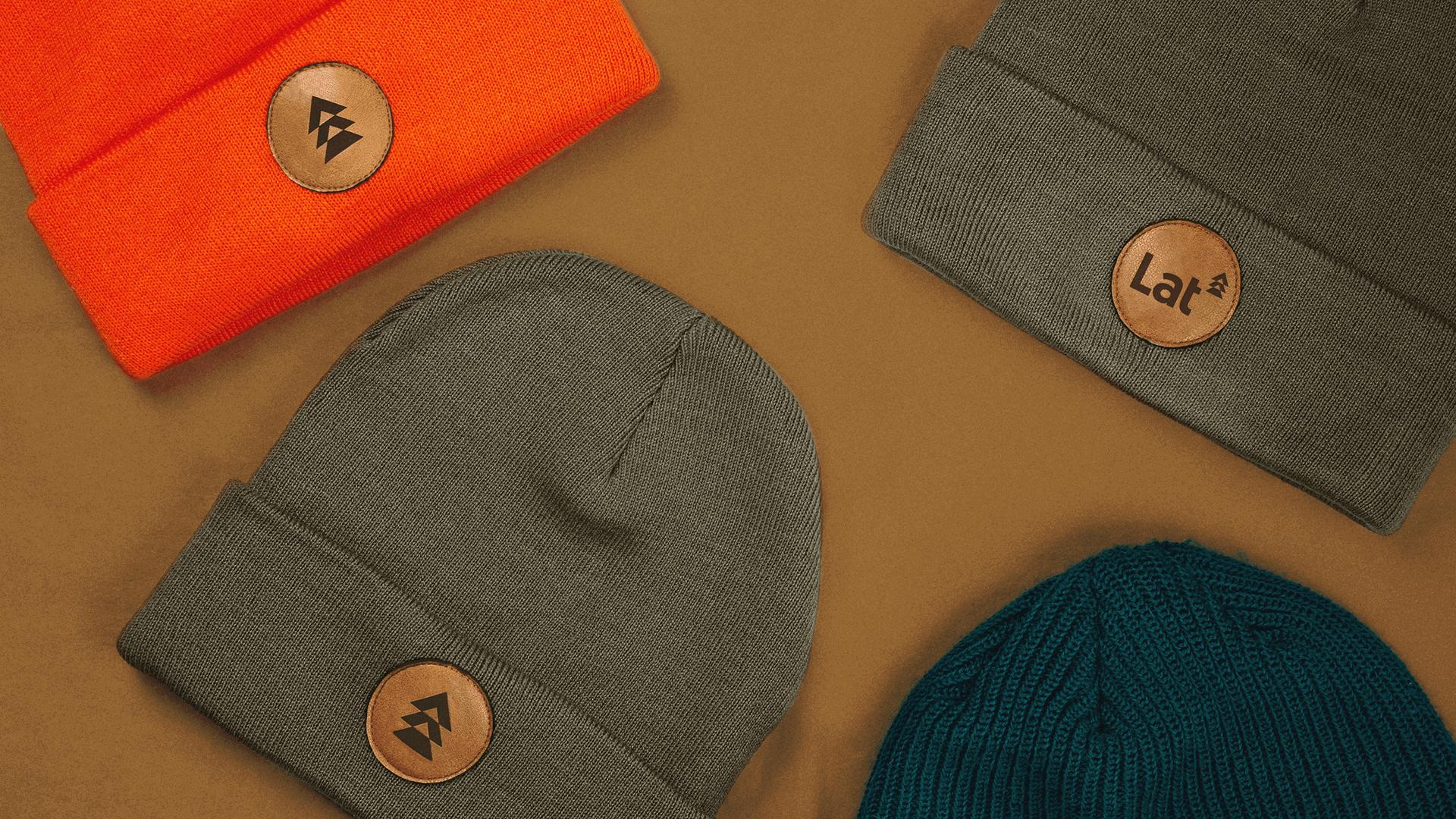 Branding   Tuques aux couleurs de Latulippe